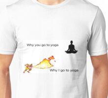 Street Fighter Yoga pic Unisex T-Shirt