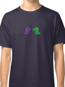 Dinosaurs Love Cupcakes Classic T-Shirt