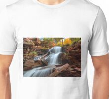 Shawnee Falls Under Fall's Colors Unisex T-Shirt
