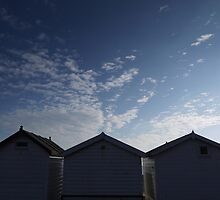 back to the beach huts by davrberts