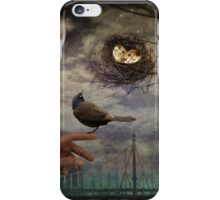 Expecting... iPhone Case/Skin