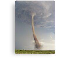 Tornado in Parker Canvas Print