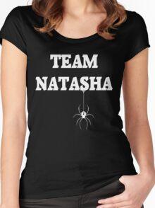Team Natasha Women's Fitted Scoop T-Shirt