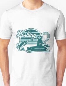Fishing pation  Unisex T-Shirt