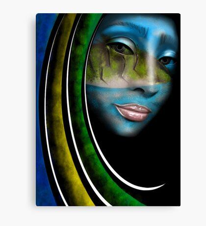 St. Vincent Loves Her Canvas Print