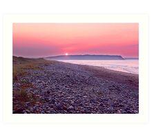 Atlantic Sunrise Art Print