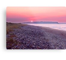 Atlantic Sunrise Metal Print