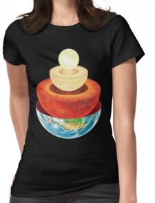 planet Womens Fitted T-Shirt