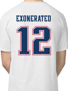 Brady Exonerated Classic T-Shirt
