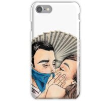 Babe, stay, stay iPhone Case/Skin
