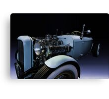 Tommy Foster Roadster Canvas Print