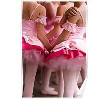 Little Pink Tutus Poster