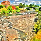 &quot;Flour Mill - Spokane, WA&quot; by Whitney Mason