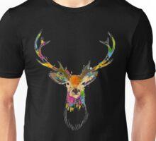 Colorful deer  Unisex T-Shirt