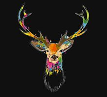 Colorful deer  Unisex T-Shirt