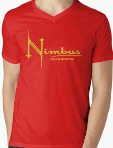 Nimbus Racing Brooms Mens V-Neck T-Shirt