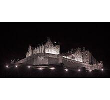 Edinburgh Castle Photographic Print