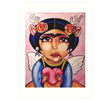 Frida : Wings Art Print
