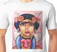 Frida : Wings Unisex T-Shirt