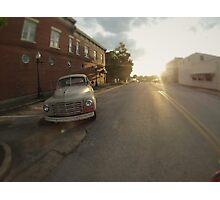 classic truck Photographic Print