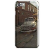 classic truck iPhone Case/Skin
