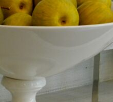 Fruit Bowl - Still Life      ^ Sticker