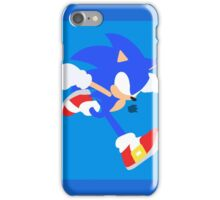 Sonic - Super Smash Bros.  iPhone Case/Skin