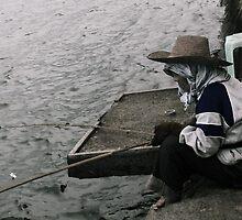gone fishing by tguerrero