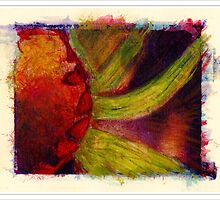 """Water Color Flower"" by Whitney Mason"