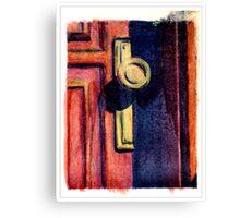 """""""Imaginary Door"""" Canvas Print"""