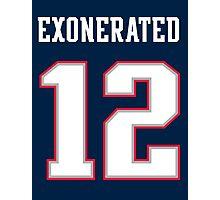 Brady Exonerated Photographic Print