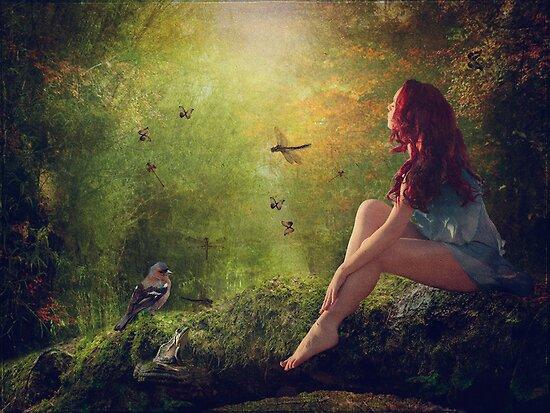 Breathe... by Carol Knudsen