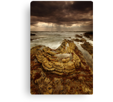 curves of the cape... Canvas Print