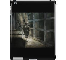 """Fight back the Spongey..."" iPad Case/Skin"