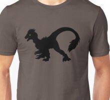 Black Raptor Unisex T-Shirt