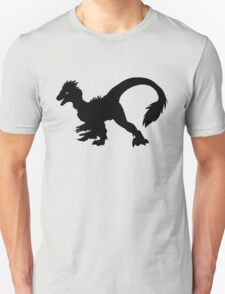 Black Raptor T-Shirt