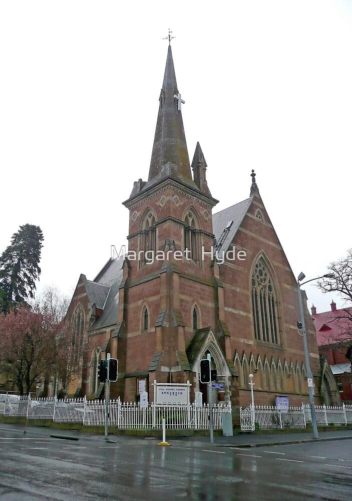 Full Gospel (Korean) church, Hobart by Margaret  Hyde