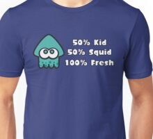 Splatoon Fresh Shirt (Turquoise) Unisex T-Shirt