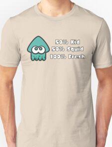 Splatoon Fresh Shirt (Turquoise) T-Shirt