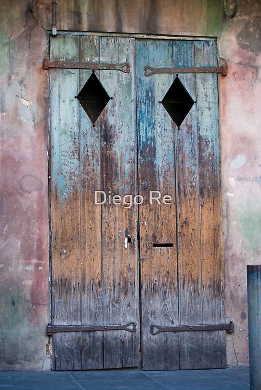 Preservation Door by Diego  Re