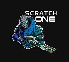 Garrus Vakarian - Scratch One! Unisex T-Shirt