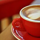 it's coffee time by Karen E Camilleri