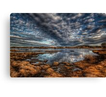 CloudPipe Canvas Print