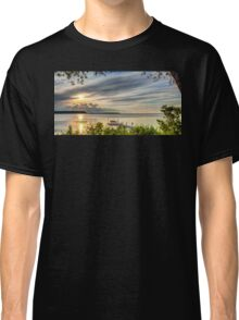 Through the Leaves Classic T-Shirt