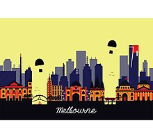 Lovely Melbourne Photographic Print