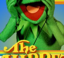Kermit the frog Sticker