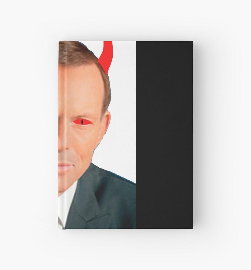 Tony Abbott devil edit by rubyoakley