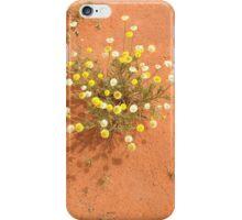 desert blooms iPhone Case/Skin