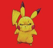 pikachu:lv100 Kids Tee