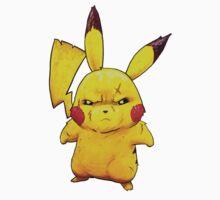 pikachu:lv100 One Piece - Long Sleeve